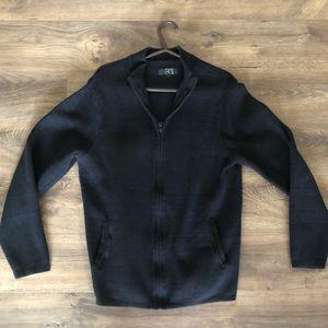 Simons Zip Sweater